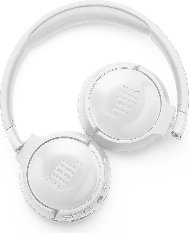 Slúchadlá JBL Tune600 BTNC White