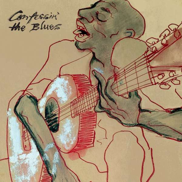 CD VARIOUS ARTISTS - CONFESSIN' THE BLUES