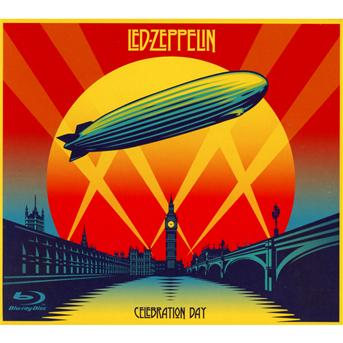 Led Zeppelin - Blu-ray CELEBRATION DAY (CD + BLU-RAY)