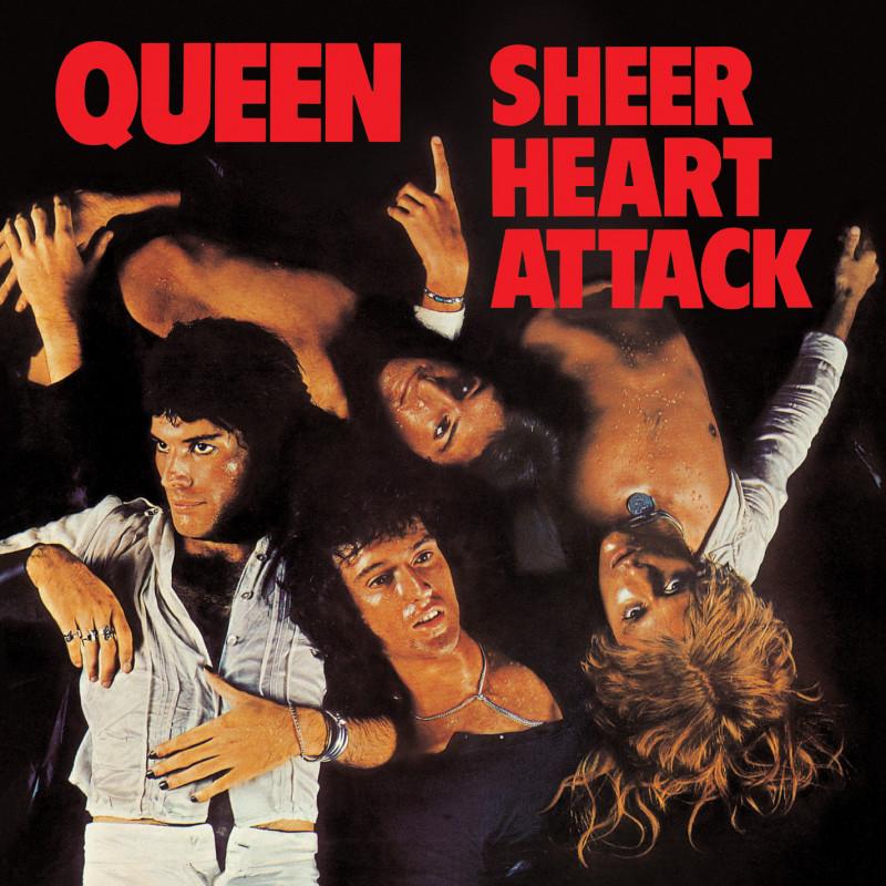 Queen - CD SHEER HEART ATTACK/DELUXE