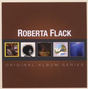 CD FLACK, ROBERTA - ORIGINAL ALBUM SERIES