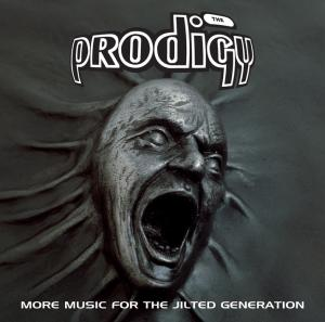 Prodigy - CD MORE MUSIC FOR THE JILTED GENERATION