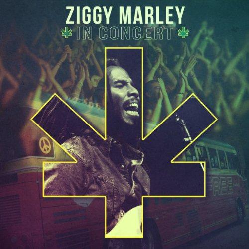 Ziggy Marley - CD IN CONCERT