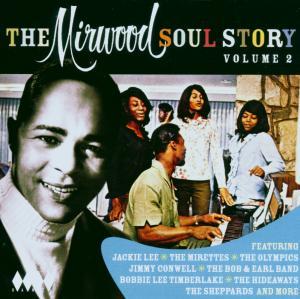 CD V/A - MIRWOOD SOUL STORY 2 -24T