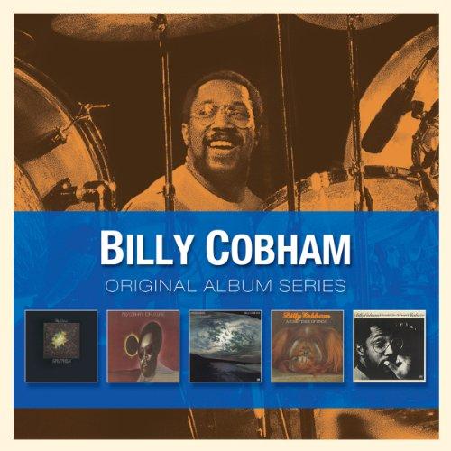 CD COBHAM, BILLY - ORIGINAL ALBUM SERIES