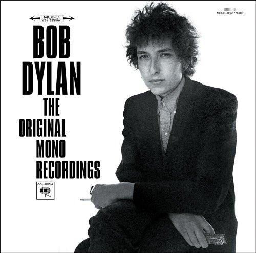Bob Dylan - CD ORIGINAL MONO RECORDINGS