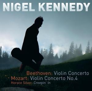 CD KENNEDY, NIGEL & POLISH CHAM. ORCH/KASPR - VIOLIN CONCERTOS