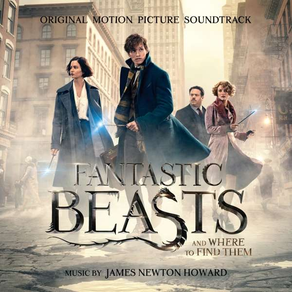 OST - CD Fantastic Beasts and Where To Find Them