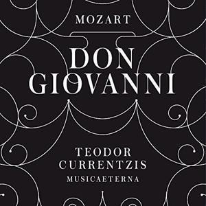 CD MOZART, W.A. - Mozart: Don Giovanni