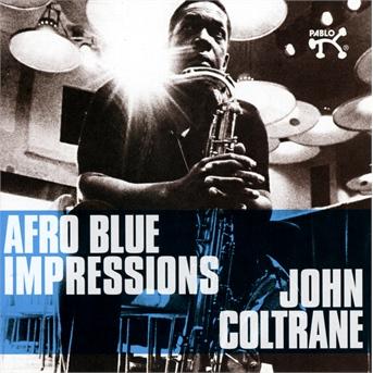 CD COLTRANE JOHN - AFRO BLUE IMPRESSIONS