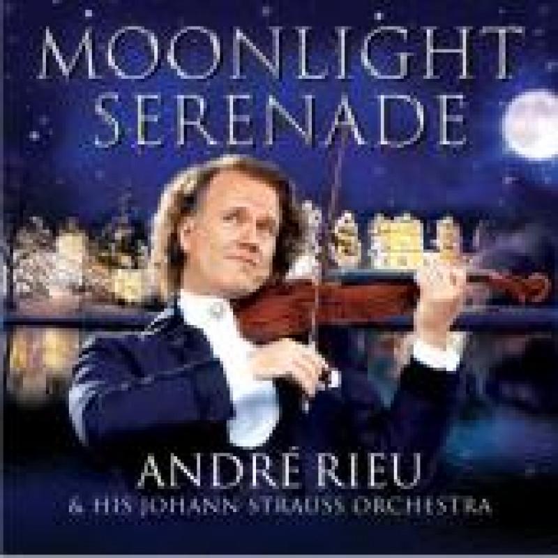 CD RIEU ANDRE - MOONLIGHT SERENADE