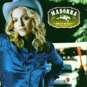 Madonna - CD MUSIC