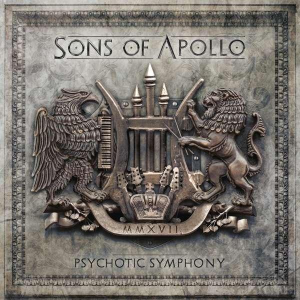 Vinyl SONS OF APOLLO - Psychotic Symphony