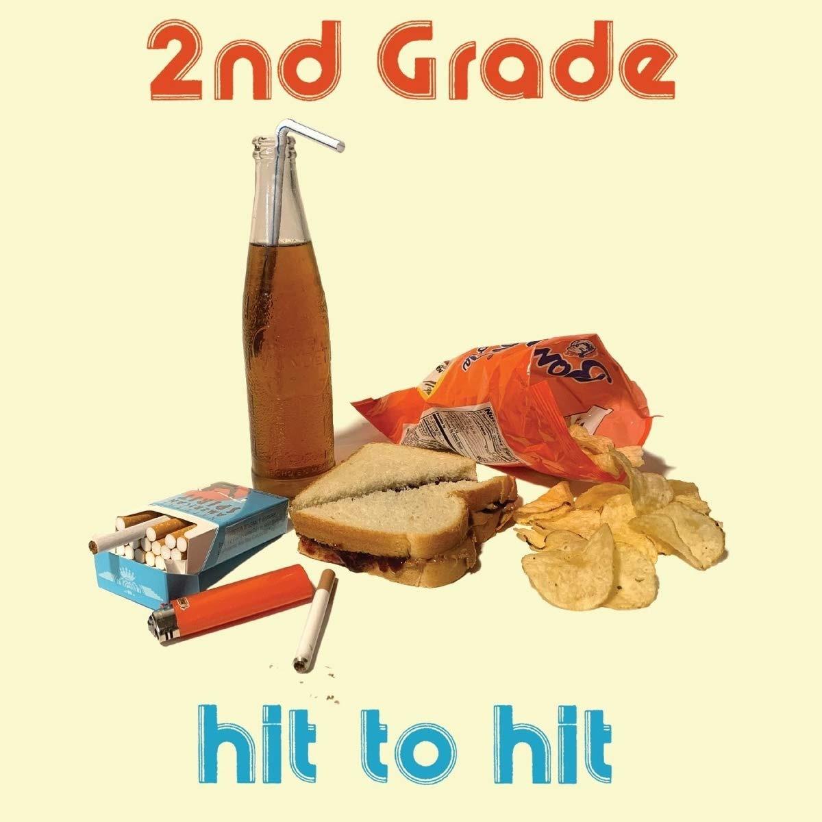 CD SECOND GRADE (2ND GRADE) - HIT TO HIT