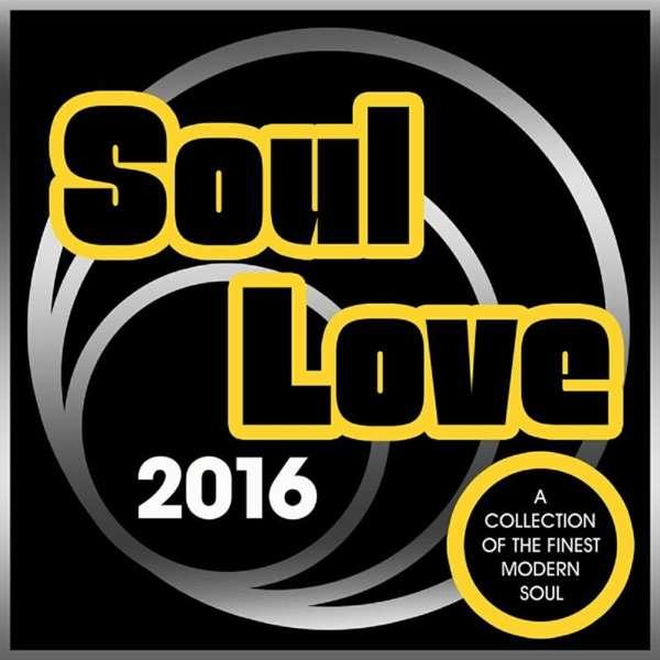 CD V/A - SOUL LOVE 2016