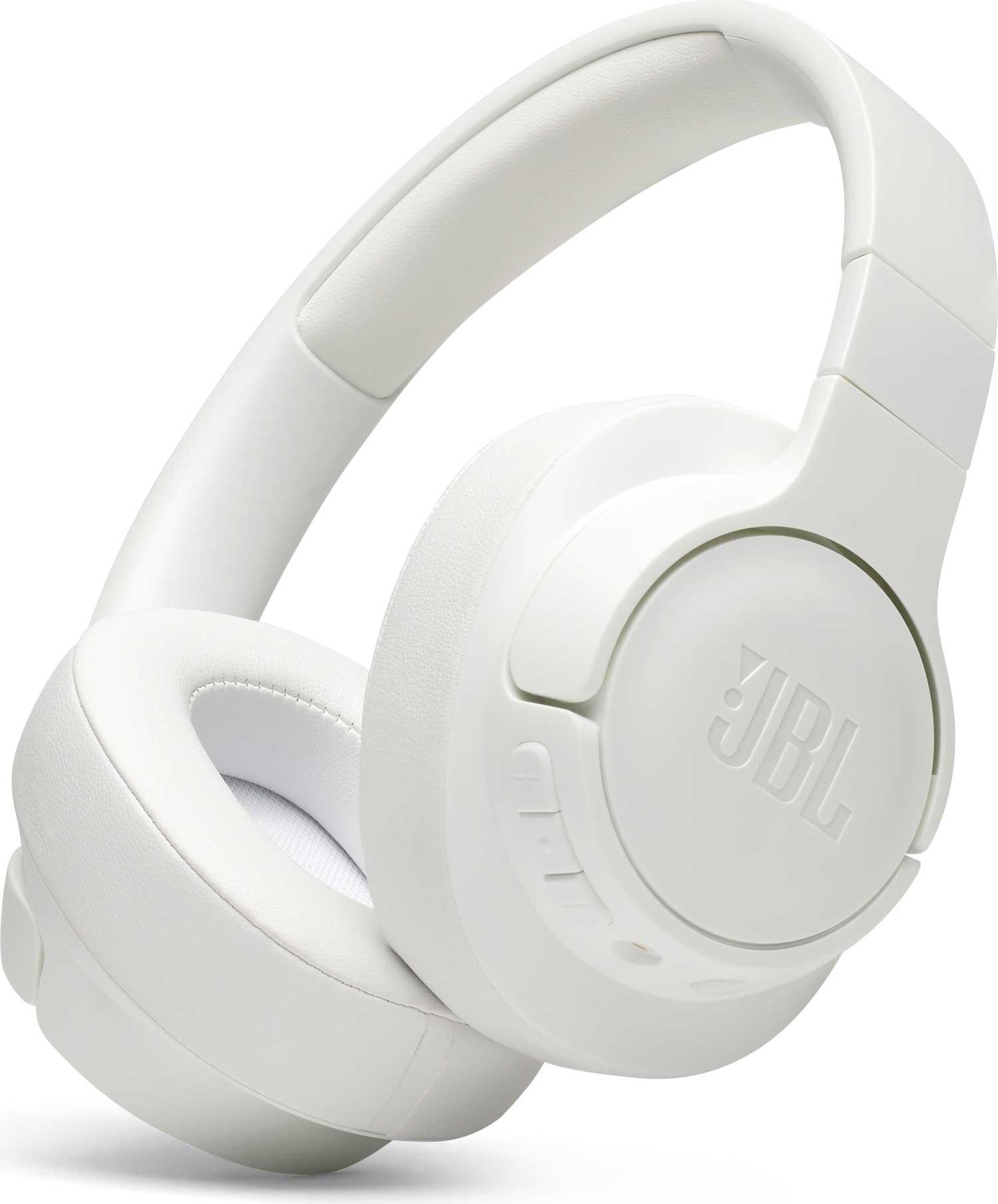 Slúchadlá JBL Tune 700BT White
