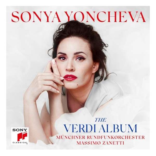 CD YONCHEVA, SONYA - The Verdi Album