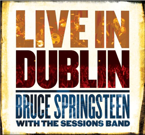 Bruce Springsteen - CD LIVE IN DUBLIN