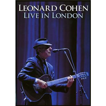 DVD COHEN, LEONARD - Live In London
