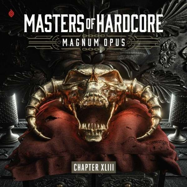 CD V/A - MASTERS OF HARDCORE CHAPTER XLIII