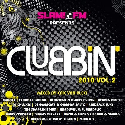 CD V/A - CLUBBIN 2010 VOL.2