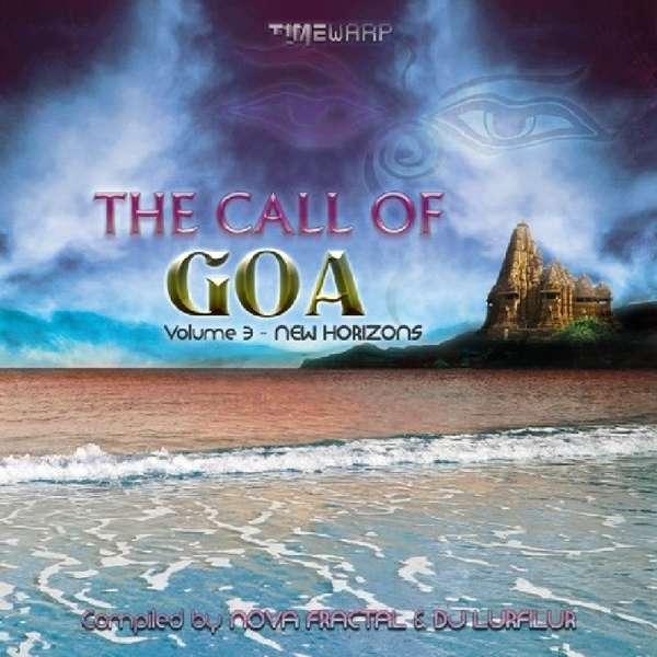 CD V/A - CALL OF GOA 3