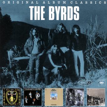 CD BYRDS - Original Album Classics