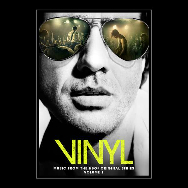 CD VARIOUS ARTISTS - VINYL MUSIC FROM THE HBO ORIGINAL SERIES. VOLUME 1