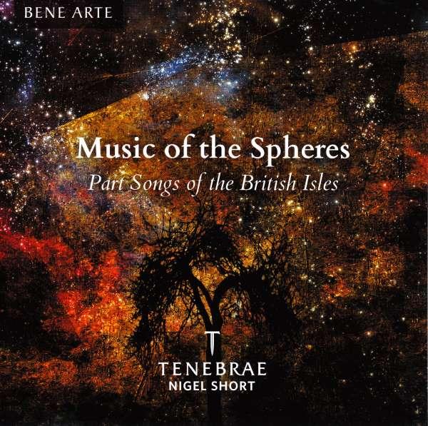 CD TENEBRAE - MUSIC OF THE SPHERES