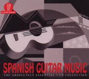 CD V/A - SPANISH GUITAR MUSIC