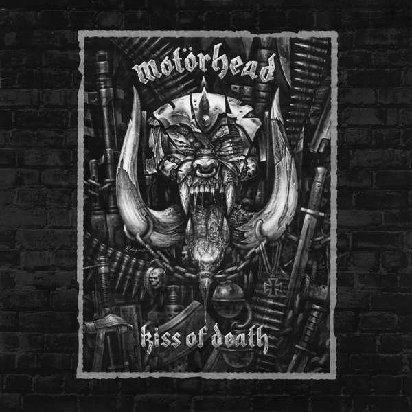 Motörhead - CD KISS OF DEATH