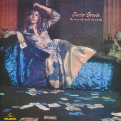 David Bowie - CD THE MAN WHO SOLD THE WORLD
