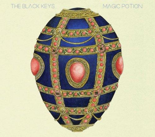 CD BLACK KEYS, THE - MAGIC POTION