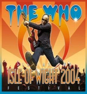 DVD WHO THE - LIVE AT THE ISLE OF WIGHT