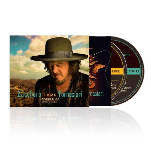 CD ZUCCHERO - INACUSTICO D.O.C. & MORE