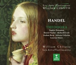 CD LES ARTS FLORISSANTS, WILLIAM CHRISTIE - HANDEL: THEODORA