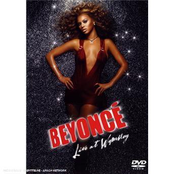 Beyoncé - DVD Live At Wembley