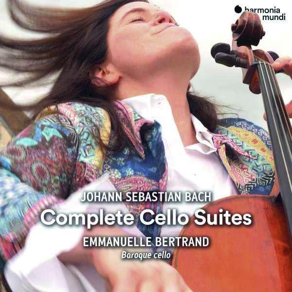 CD BACH, J.S. - COMPLETE CELLO SUITES