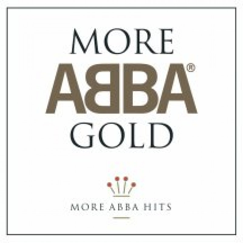 ABBA - CD MORE ABBA GOLD