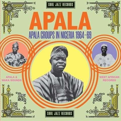 CD V/A - APALA