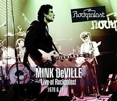 CD MINK DEVILLE - LIVE AT ROCKPALAST