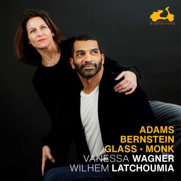 CD LATCHOUMIA, WILHEM / VANE - THIS IS AMERICA!