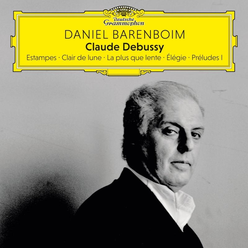 CD BARENBOIM DANIEL - CLAUDE DEBUSSY