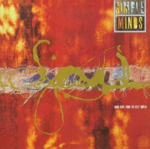 CD SIMPLE MINDS - GOOD NEWS FROM THE NEXT/R