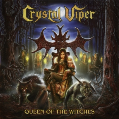 CD CRYSTAL VIPER - QUEEN OF THE WITCHES