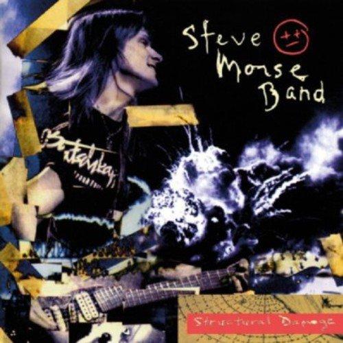CD MORSE, STEVE -BAND- - STRUCTURAL DAMAGE
