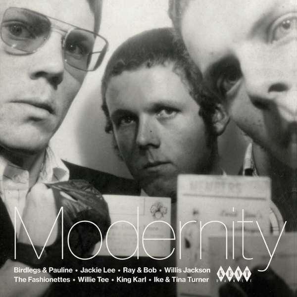 CD V/A - MODERNITY
