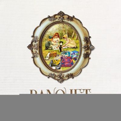 CD V/A - BANQUET