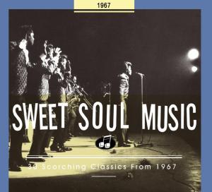 CD V/A - SWEET SOUL MUSIC 1967