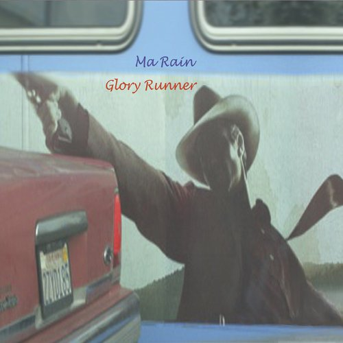 CD MA RAIN - GLORY RUNNER